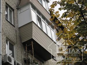 Застеклить балкон под ключ Вишневое - компания