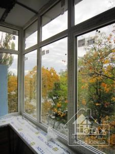 Остекление балкона Васильков - компания