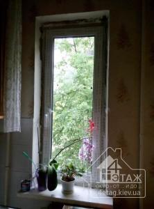 Одностворчатое окно Rehau (Рехау) с установкой - компания
