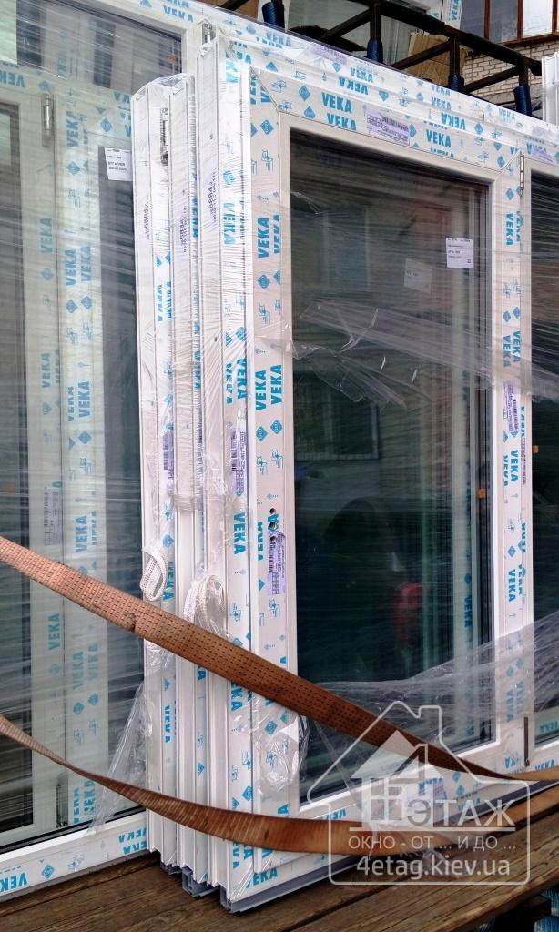 Заказать окна Veka в Киеве