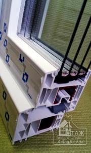 Энергосберегающие окна Decco 82 - оконная компания