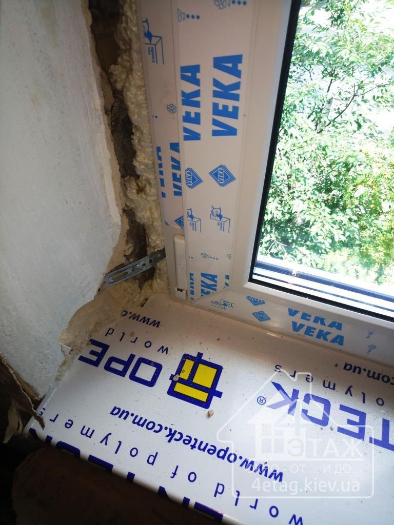 "Теплосберегающее окно Veka SoftLine 82 от ТМ ""4 Этаж"""