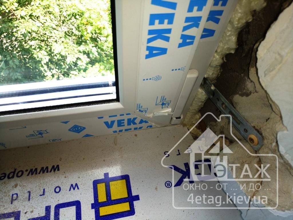 Пластиковые окна Veka в Киеве