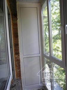 Выбор качественных стеклопакетов для французского балкона