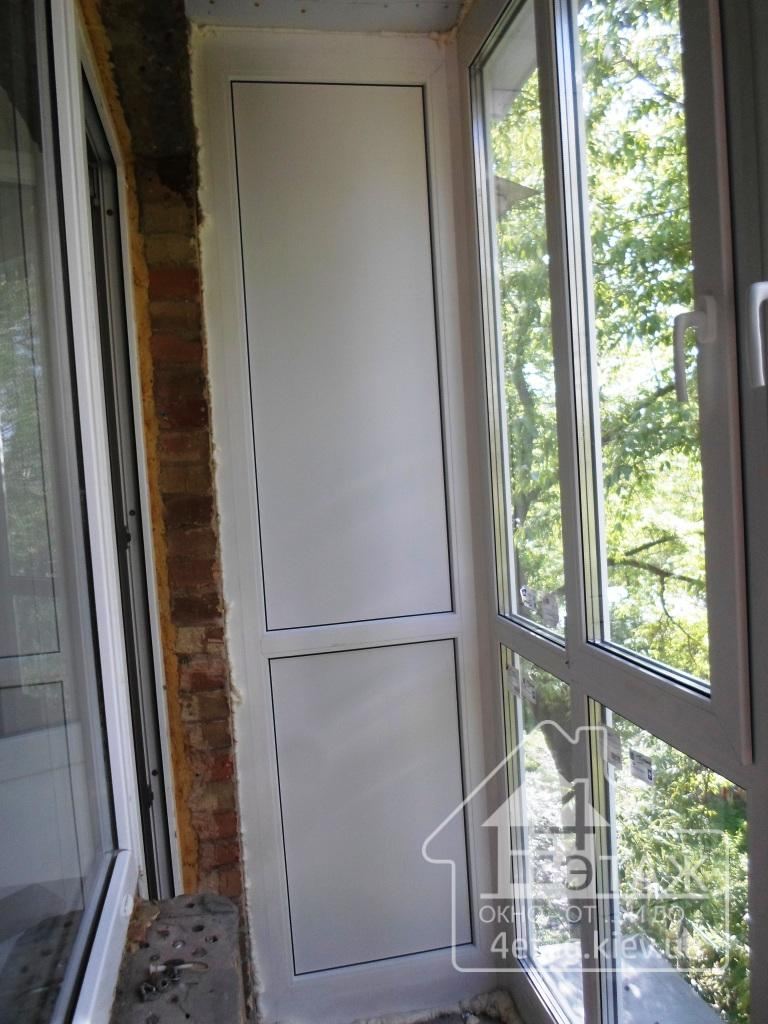 Французский балкон в киеве.