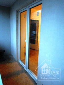 Купить балконные двери Киев - профильная система WDS