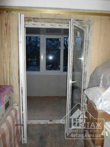 Купить балконные двери в Киеве - предложения компании
