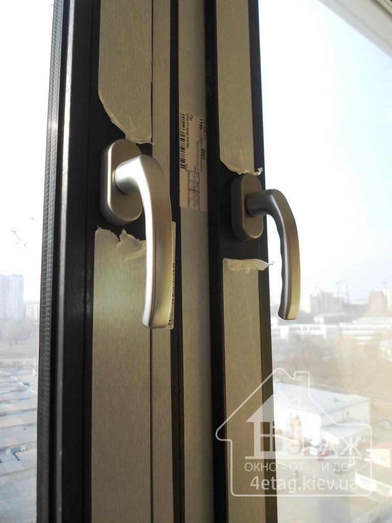 Что такое ламинированные окна