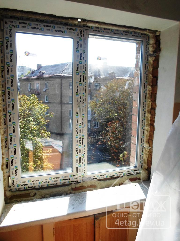"""Практичные окна компания """"4 этаж"""""""