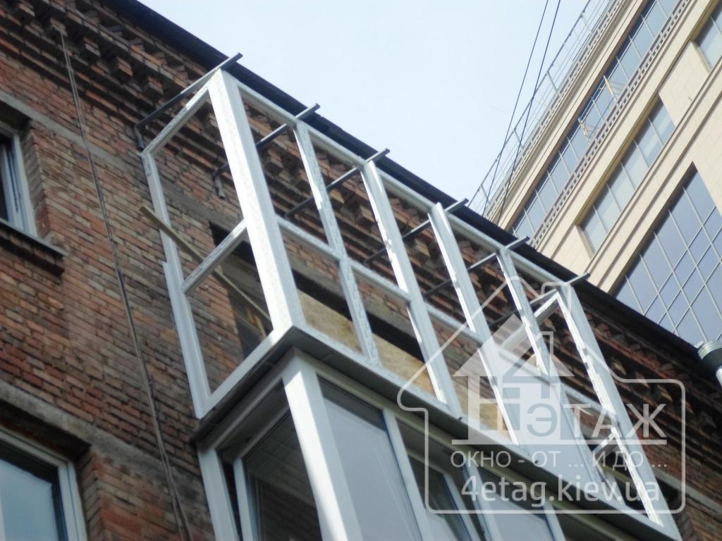 Остекление балконов в хрущевке цена остекление лоджий и балконов картинки