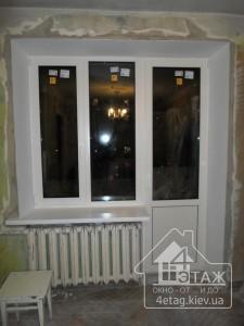 Металлопластиковые окна Ирпень - оконная компания