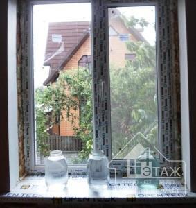 Окна Киев - украинские окна WDS 400 в фирме 4 этаж