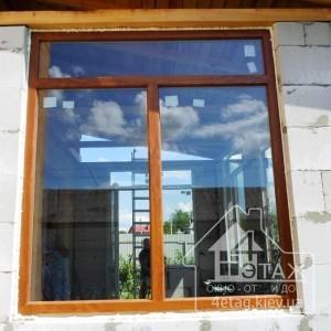 Ламинированные окна WDS - оконная фирма