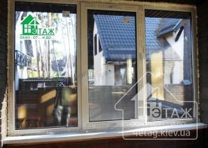 Окна Киев в профиле Rehau - оконная фирма