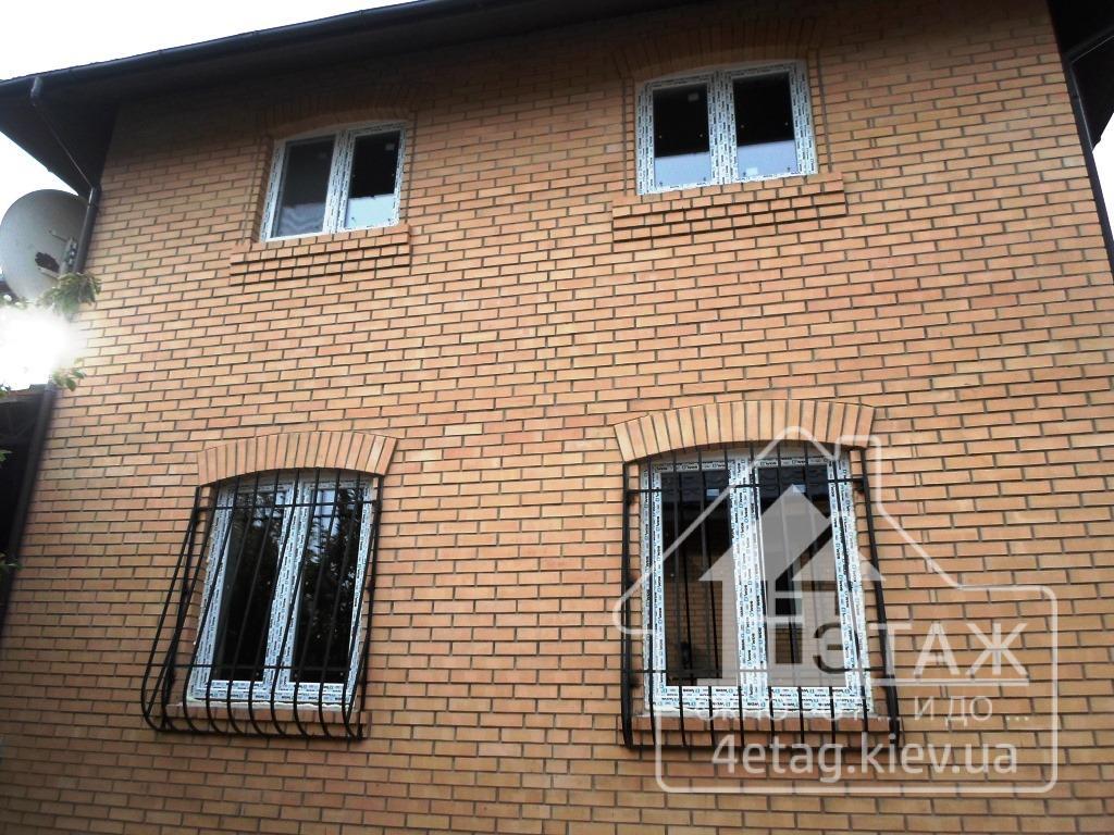"""Надежные окна WDS 500 - компания по окнам ПВХ """"4 этаж"""""""