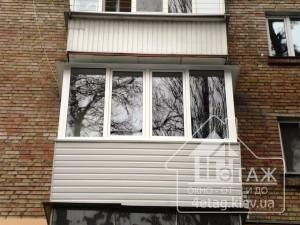 Скидки на пластиковые окна на балкон в компании