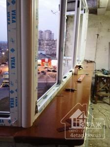 """Варианты остекления балконов, лоджий от компании """"4 этаж"""", ТУТ!"""
