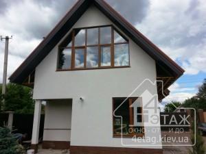 Качественные ламинированные окна по доступным ценам