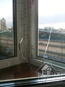 Оператиная замена стеклопакетов в пластиковых окнах