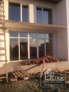 Окно с фрамугой Киев - оконная компания