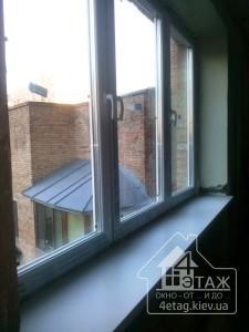 Остекление балконов, лоджий в Боярке - оконная компания
