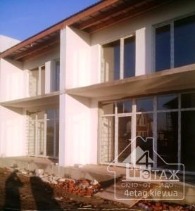 Пластиковые окна Борисполь с установкой от компании