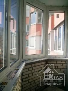 Окна Буча - остекление балконов компанией