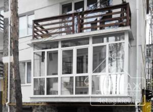 Французский балкон - доставка и замер Бесплатно!