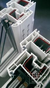 Энергосберегающие окна REHAU Экосол и Бриллиант