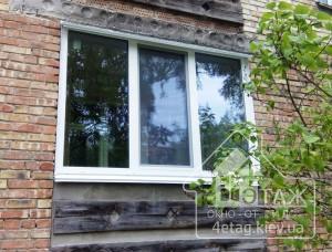 """Купить окна на лоджию в компании """"4 этаж"""""""